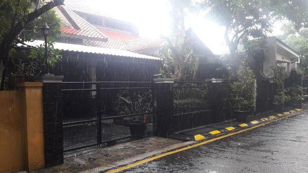 Rumah Basuki Hadimuljono.