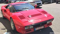 Maling Seharian Test Drive Ferrari Langka Rp 31 Miliar