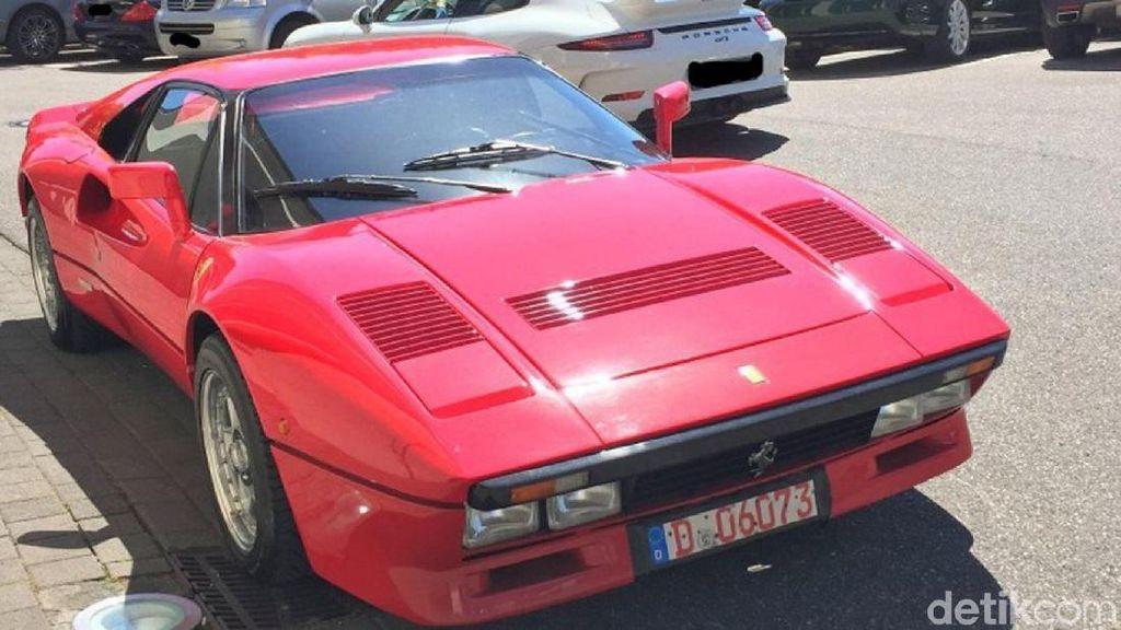 Hanya dalam Sehari, Polisi Ciduk Pencuri Ferrari Rp 31 Miliar