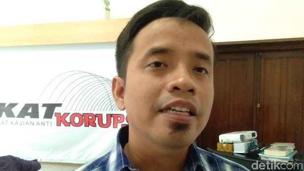 Peneliti Pukat UGM, Zaenur Rohman, Kamis (16/5/2019).