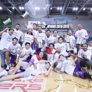 Deretan Bonus untuk Pemain dan Pelatih CLS Knights Usai Juara ABL