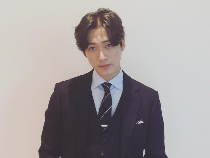 Aktor Korea Selatan Nam Goong Min. Foto: Instagram @min_namkoong