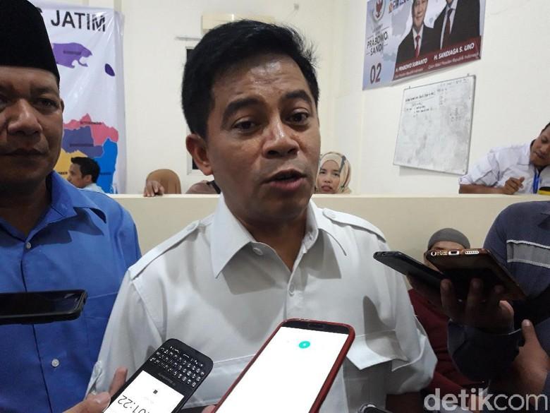BPP Prabowo-Sandi di Jatim Temukan Kecurangan Pemilu dari DPT