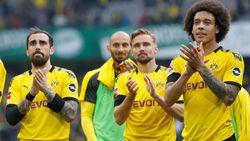 Gladbach vs Dortmund: Menang 2-0, Die Borussen Runner-Up Bundesliga