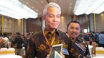 Ganjar Jelaskan Absennya Anies di Acara Silaturahmi Tokoh di Bogor