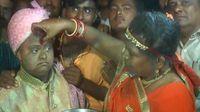 Ajay Barot gelar pernikahan meskipun tak ada pengantin wanita