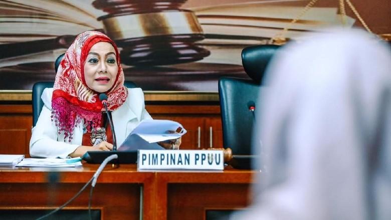 DPD RI Rapat Bahas Peran Masyarakat dalam Penyelenggaraan Negara