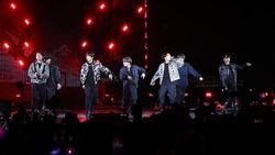 BTS Grup K-Pop Pertama yang Mengguncang Stadion Wembley