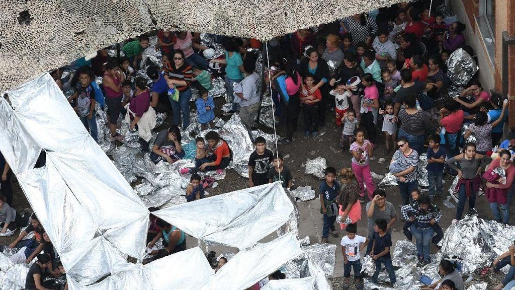 Tragis! Bocah Imigran Guatemala Tewas Usai Ditahan di Perbatasan AS