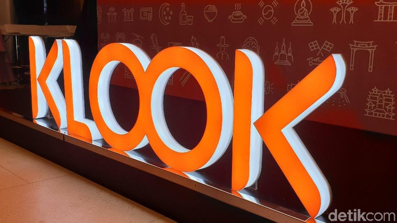 Foto: Klook (Masaul/detikcom)