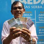 100 Titik Penukaran Uang Lebaran Tersebar di Banten