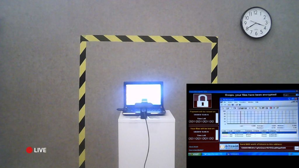 Laptop Ini Berisi 6 Malware Paling Bahaya Sedunia!