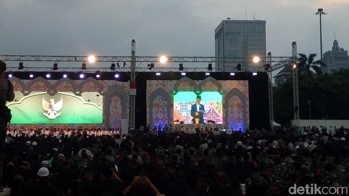 Presiden RI Joko Widodo (Jokowi) (Foto: M Fida Ul Haq/detikcom)