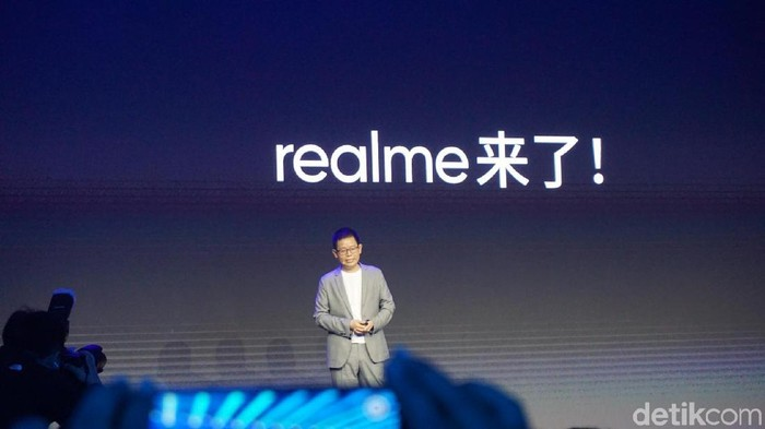 Peluncuran Realme X, Realme X