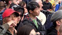 Aksi Jay Chou yang awasi istrinya jadi atensi