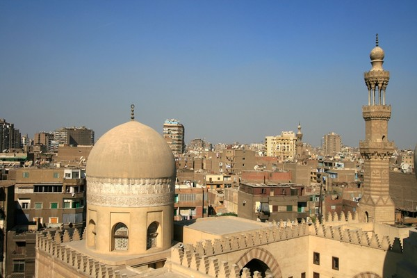 Kota Kairo di Mesir menempati posisi ke-23 dari 44 kota tersehat di dunia. Usia harapan hidup di sana adalah 70 tahun. Foto: (iStock)