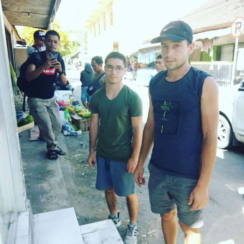 Kepergok Pasang Alat Skimming di ATM Nusa Penida, 2 WN Bulgaria Ditangkap