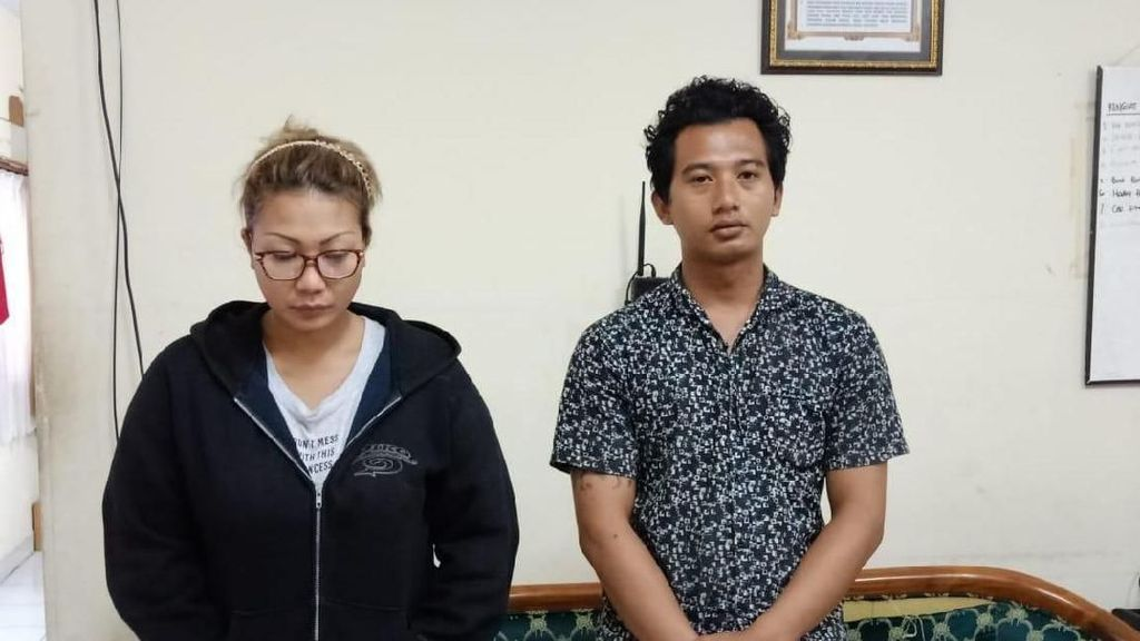 Majikan dan Sekuriti Penyiram Air Mendidih ke Eka PRT di Bali Resmi Ditahan