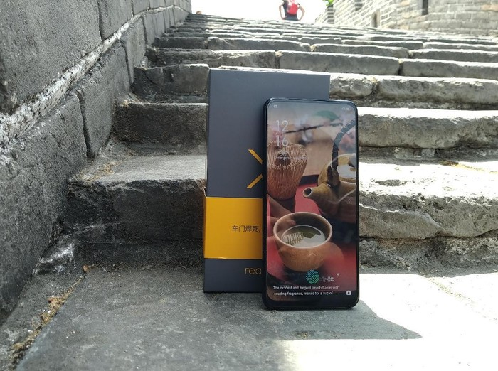 Spesifikasi Realme X yang Akan Segera Meluncur di Indonesia. (Foto: Devi Setya/detikINET)