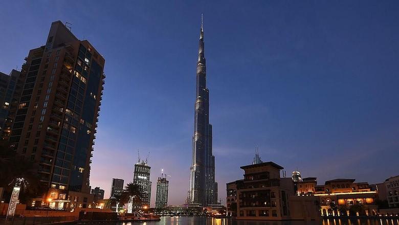Foto: Burj Khalifa (Getty Images)