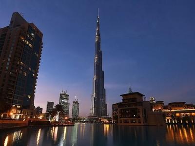 Burj Khalifa, Sang Pencakar Langit yang Memukau Dunia