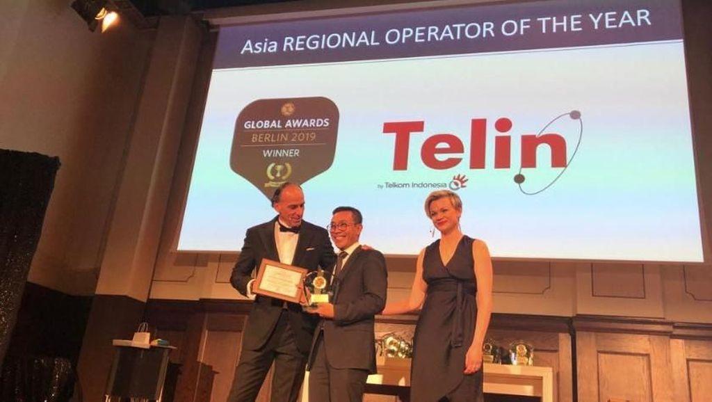 Telin Raih 2 Penghargaan di Carrier Community Global Awards 2019