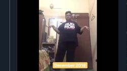 Viral! Berkat Nge-dance Lagu K-Pop, Pria Ini Turun 40 Kg dalam 7 Bulan
