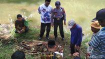 Warga Wonogiri Ditemukan Tewas Mengambang di Sungai