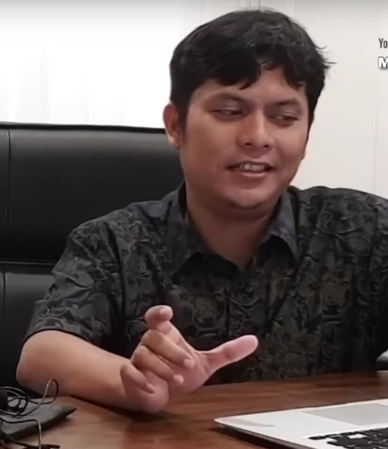 Banyak Kecurangan Pemilu Prabowo Subianto Diingatkan: Siapa Hairul Anas Suaidi, Alumni ITB Yang Ngaku Bikin
