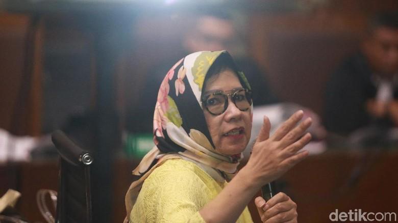 Eks Dirut Pertamina Karen Agustiawan Dituntut 15 Tahun Penjara