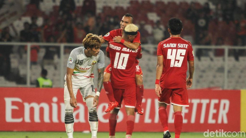 Terancam Tak Dapat Izin Menjamu Bali United, Ini Solusi yang Ditawarkan Persija