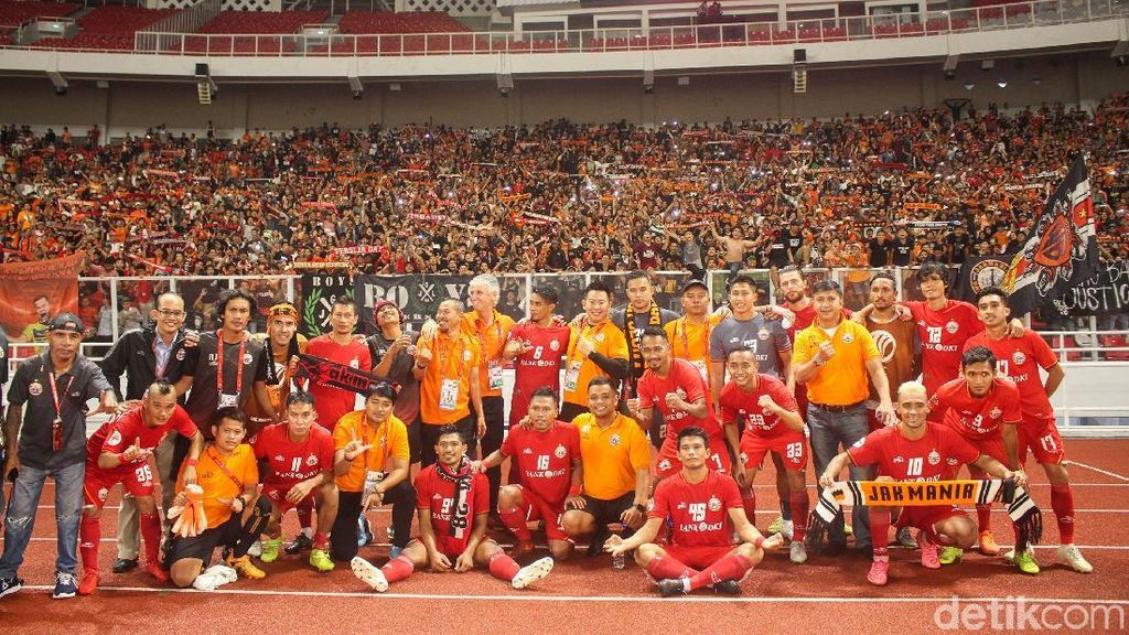 Jakarta Belum Kondusif, Persija dan Bali United Sepakat Tukar Posisi