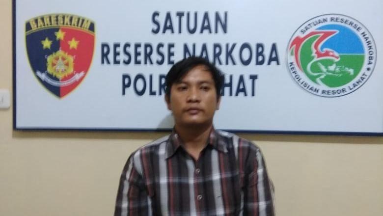 Polisi Tangkap Oknum yang Bawa Sabu 100 Gram di Sumsel