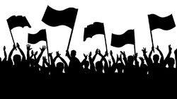 Benarkah People Power akan Terjadi saat Pengumuman Hasil Pemilu?