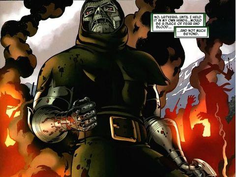 Kandidat Villain yang Tak Kalah Hebat dari Thanos