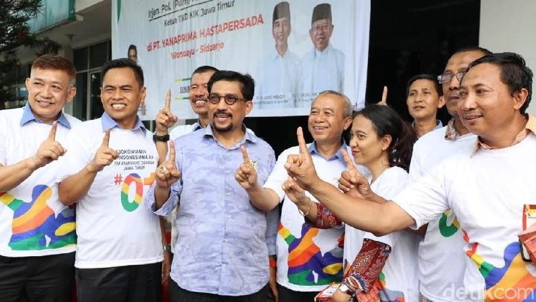 Sandi Klaim Ada Politik Uang, TKD: Ini Bulan Ramadhan, Jangan Fitnah