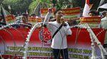 Massa SDR Gelar Aksi Dukung KPU