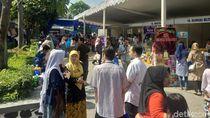 Warga Bandung Barat Serbu Bazar Sembako Murah Ramadhan Kemendag