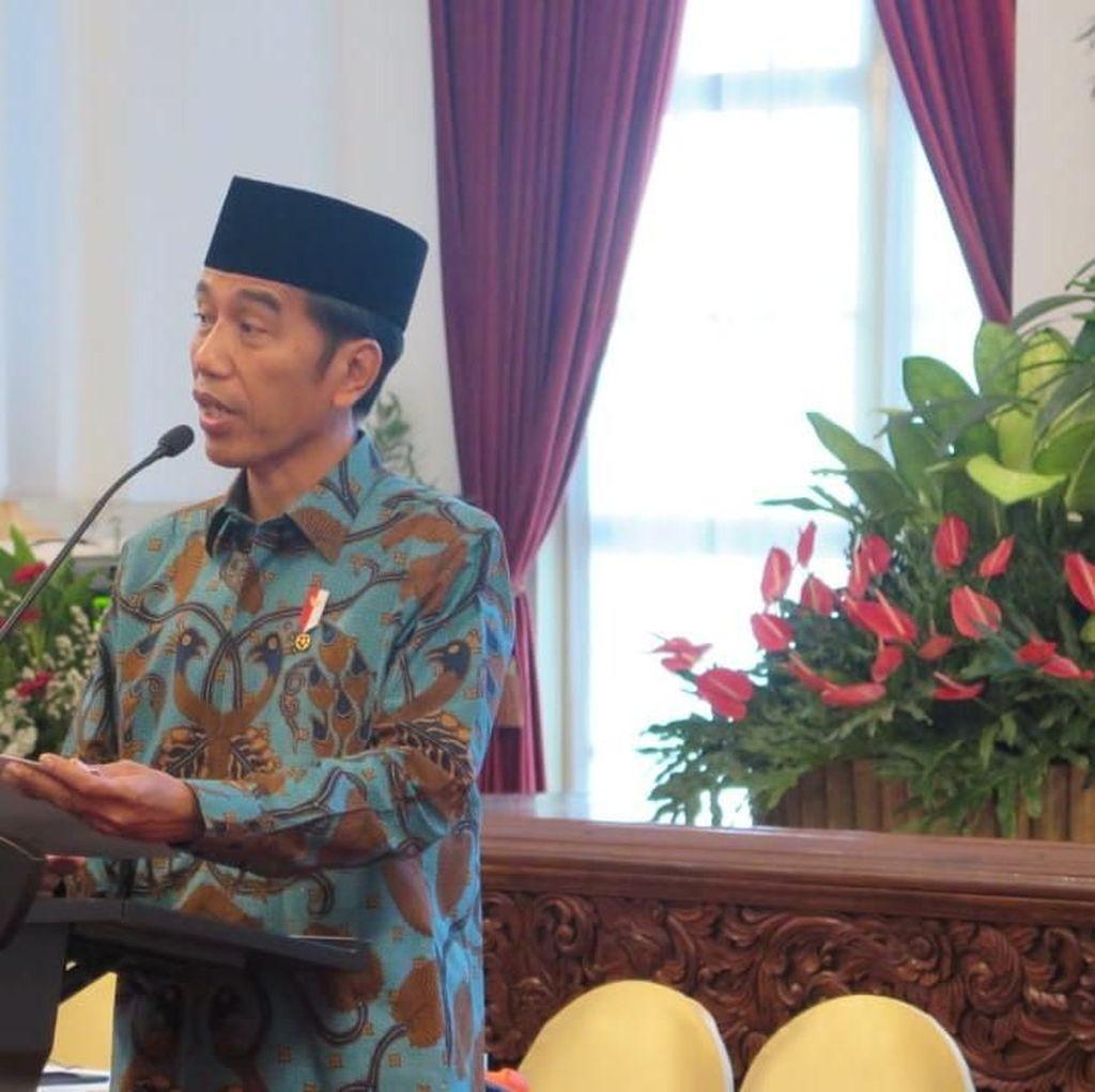 Respons Jokowi soal Usulan Bertemu Prabowo Sebelum 22 Mei