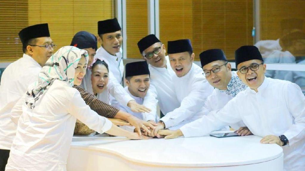 Emil Dardak Bicara Soal Kehadiran AHY pada Silaturahmi Tokoh di Bogor
