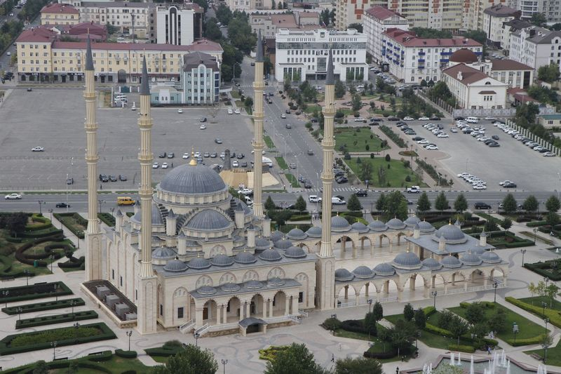 Masyarakat ingin punya lambang kedamaian di Kota Grozny. Masjid ini diharapkan menjadi langkah awal dari wujud perdamaian di Rusia. (iStock)