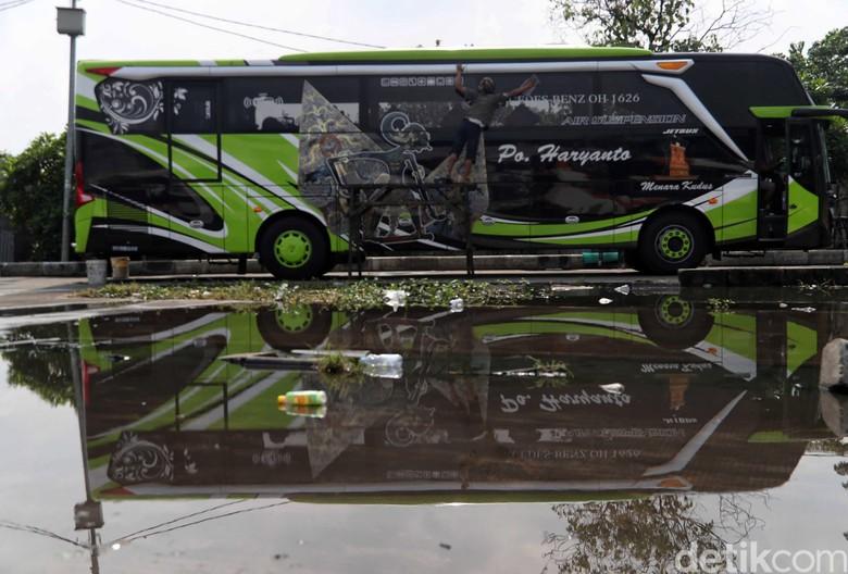 Ilustrasi Bus Foto: Pradita Utama