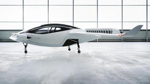 Siap-siap, Taksi Terbang Akan Segera Penuhi Langit Ibu Kota