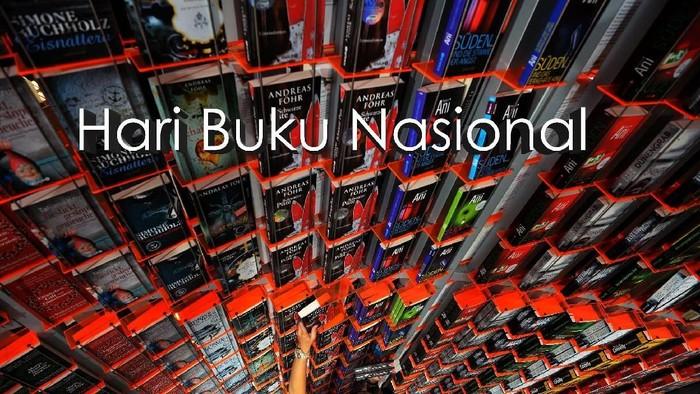 Hari Buku Nasional 2019