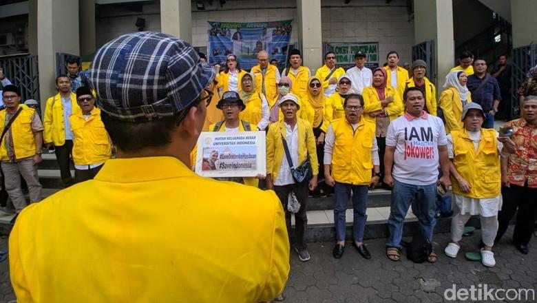 Gelar Aksi Solidaritas, IKB UI Sebut dr Ani Hasibuan Korban Kriminalisasi