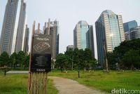 Hutan Kota GBK Sedang Bersolek untuk Warga Jakarta