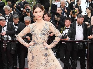 Terlalu Lama Eksis, Artis China Diusir dari Red Carpet Cannes Film Festival