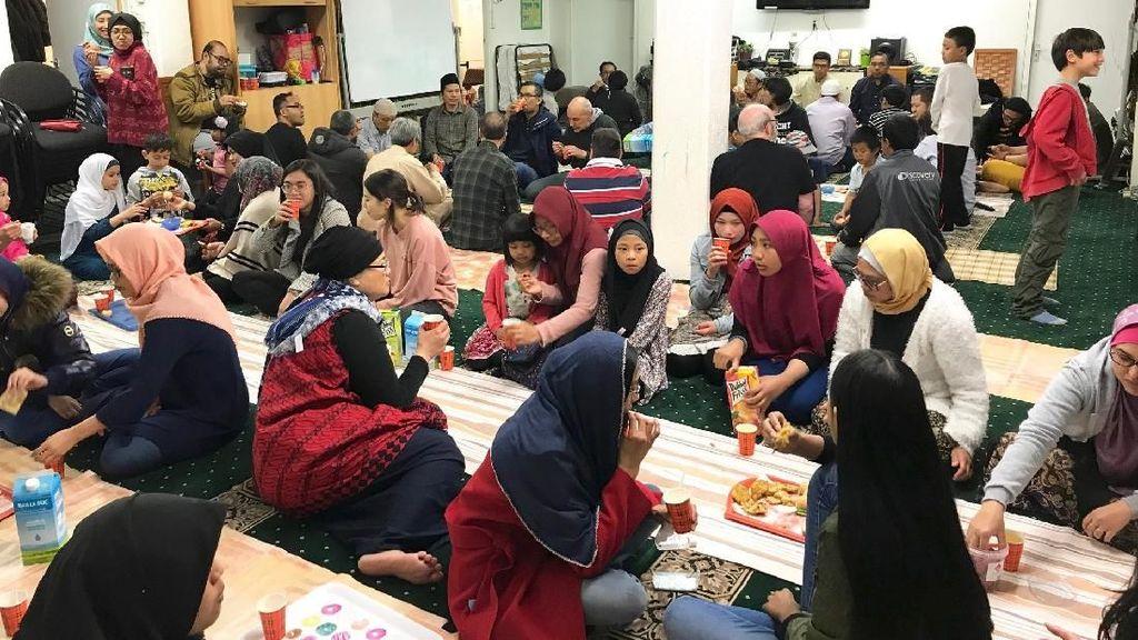Buka Puasa Diaspora Indonesia di Utrecht, Belanda