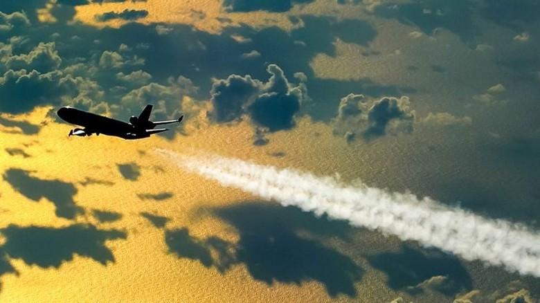 Pesawat dan Polusi Udara (BBC)