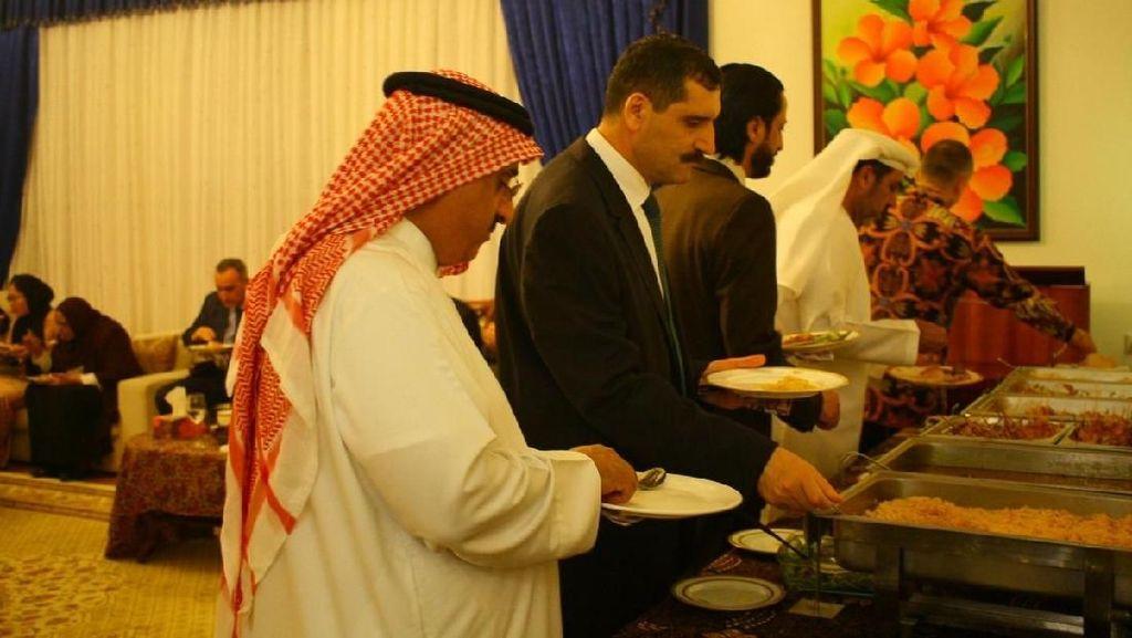 Promo Kuliner Nusantara di Azerbaijan Lewat Buka Puasa Ramadhan